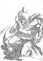 Batman!!! by komus
