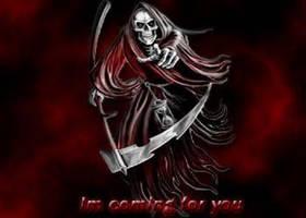 The reaper by Tastedterror