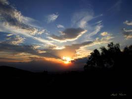 September Sunset by MyrtoGkiouli