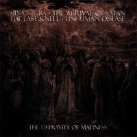 The Depravity LP front by MartinSilvertant