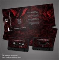 De Praestigiis tape layout by MartinSilvertant