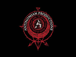 Antinomian Productions Logo by MartinSilvertant