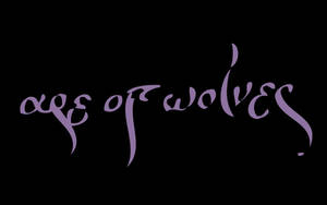 Age Of Wolves Logotype I by MartinSilvertant