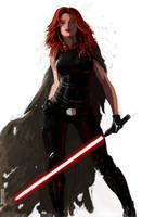 Mara Jade by nbashowtimeonnbc