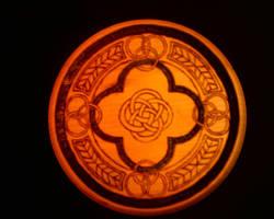 Celtic Knot Circle by Reverendbri