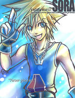 06missing pieces SORA by h0taru