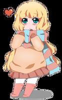 Chibi Lulu-chan by Nani-Mi