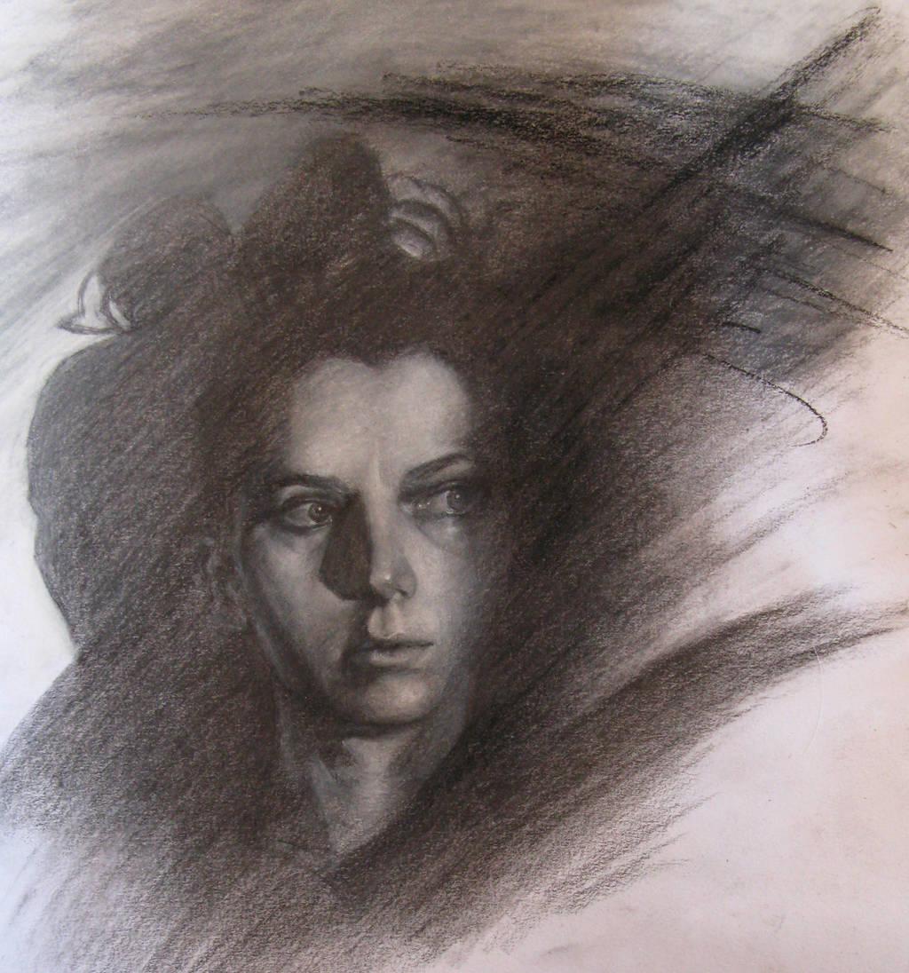 Self-portrait by AnaviTil