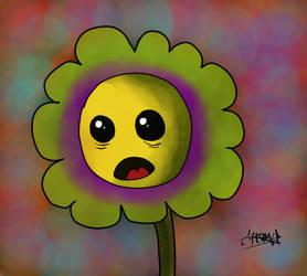 Psycho flower by Chummy911