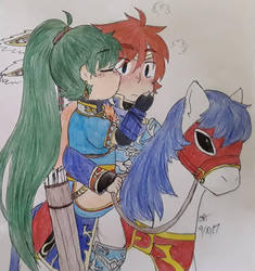 A Brave Kiss by Nana-Chan365