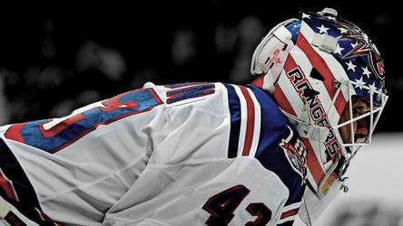 Martin Biron, New York Rangers HD Wallpaper by JobaChamberlain