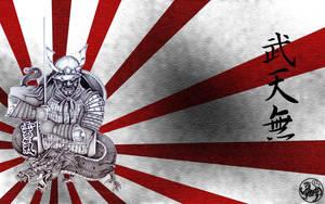 Japanese Samurai Wallpaper by tennsoccerdr