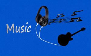 Headphones Wallpaper by tennsoccerdr
