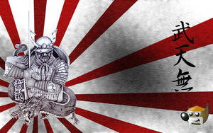 Japanese Samurai Wallpaper 2 by tennsoccerdr