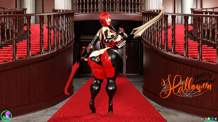 Lola BloodRayne Halloween outfit by SuperTito