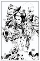 Trinity by Leuname by Pendecon