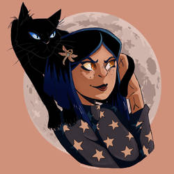 Coraline by shelbyecandraw