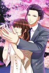 My Forged Wedding - Cherry Blossom Kunihiko by princekeith
