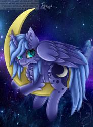 Little Luna by Infanio