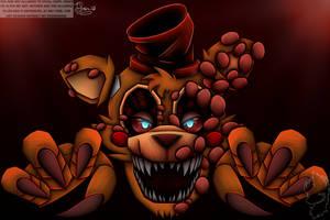 Twisted Freddy by Infanio