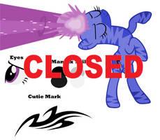 [CLOSED] by BlueBookWard