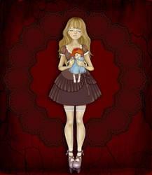 Little lolita by luckitacami