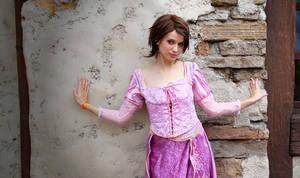 Princess Rapunzel by Para0Doll