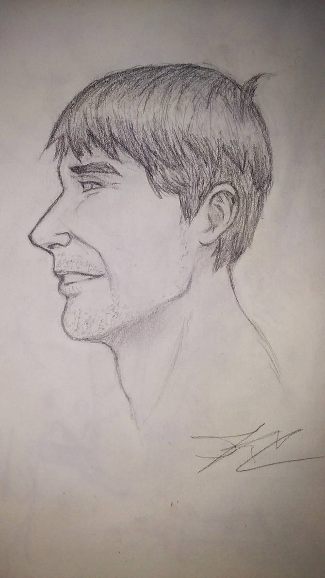Another Sketch by Spector-Q