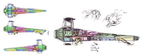 What's Inside a Starship by The-Brade