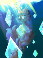 - Diamonds are forever - by qayson