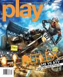 December 2009 PLAY Cover by RobDuenas