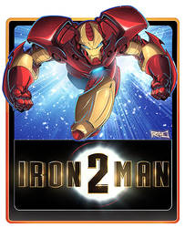 Ironman 2 by RobDuenas