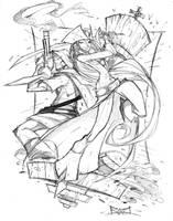Commish Sketch 27 by RobDuenas