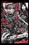 TMNT SMASH UP RETRO ART by RobDuenas