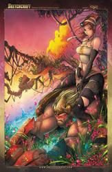 Enslaved Cover by RobDuenas