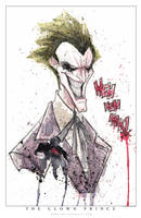 Joker Saucy by RobDuenas