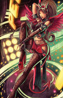 Penny Cover - POLE DANCE REDUX by RobDuenas