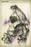 Hulk Saucy by RobDuenas