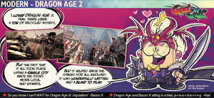GameCave 01 - Dragon Age 2 by RobDuenas