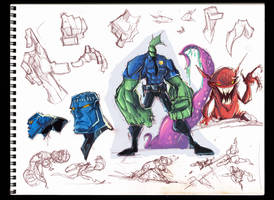 Sketches @ Midnight 008 by RobDuenas