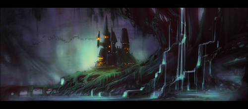 Making Monstroids 008 by RobDuenas