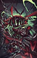 Knight Spawn Prints by RobDuenas