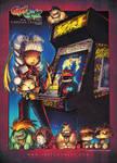 GameCave: Fighting  Junkies Promo  03 by RobDuenas
