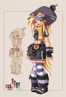 GameCave: Concept Art 14 by RobDuenas