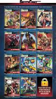 SketchCraft: Digibooks by RobDuenas