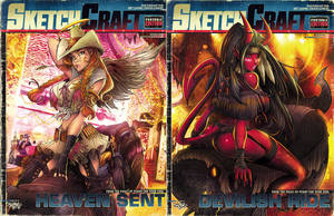 SketchCraft: Digibooks Update 04 by RobDuenas
