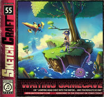 SketchCraft Podcast 055 - Writing GameCave by RobDuenas