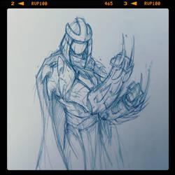 Sketches @ Breakfast 011 by RobDuenas