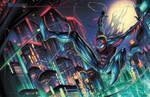 Spidey 2099 by RobDuenas