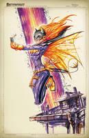 Batgirl Saucy Final by RobDuenas